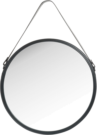 Miroir biggie métal