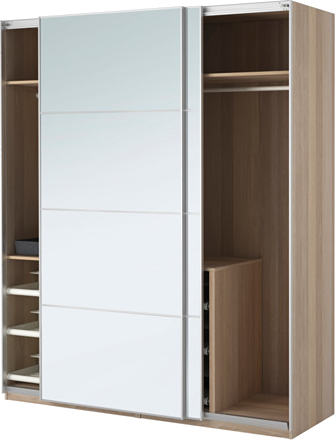 Pax Armoire Penderie Mydecolab