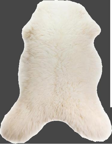 Grande peau de mouton halina - le bazar des poupées russes