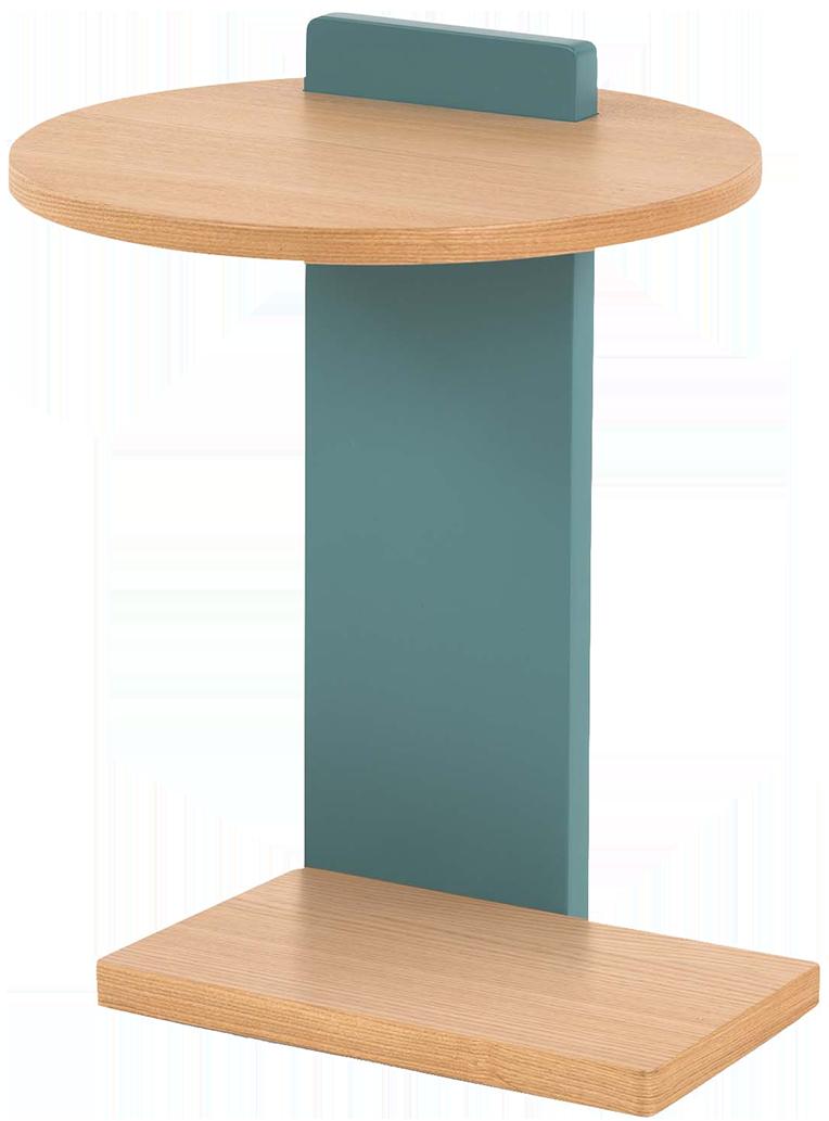 Table d'appoint aldo frêne
