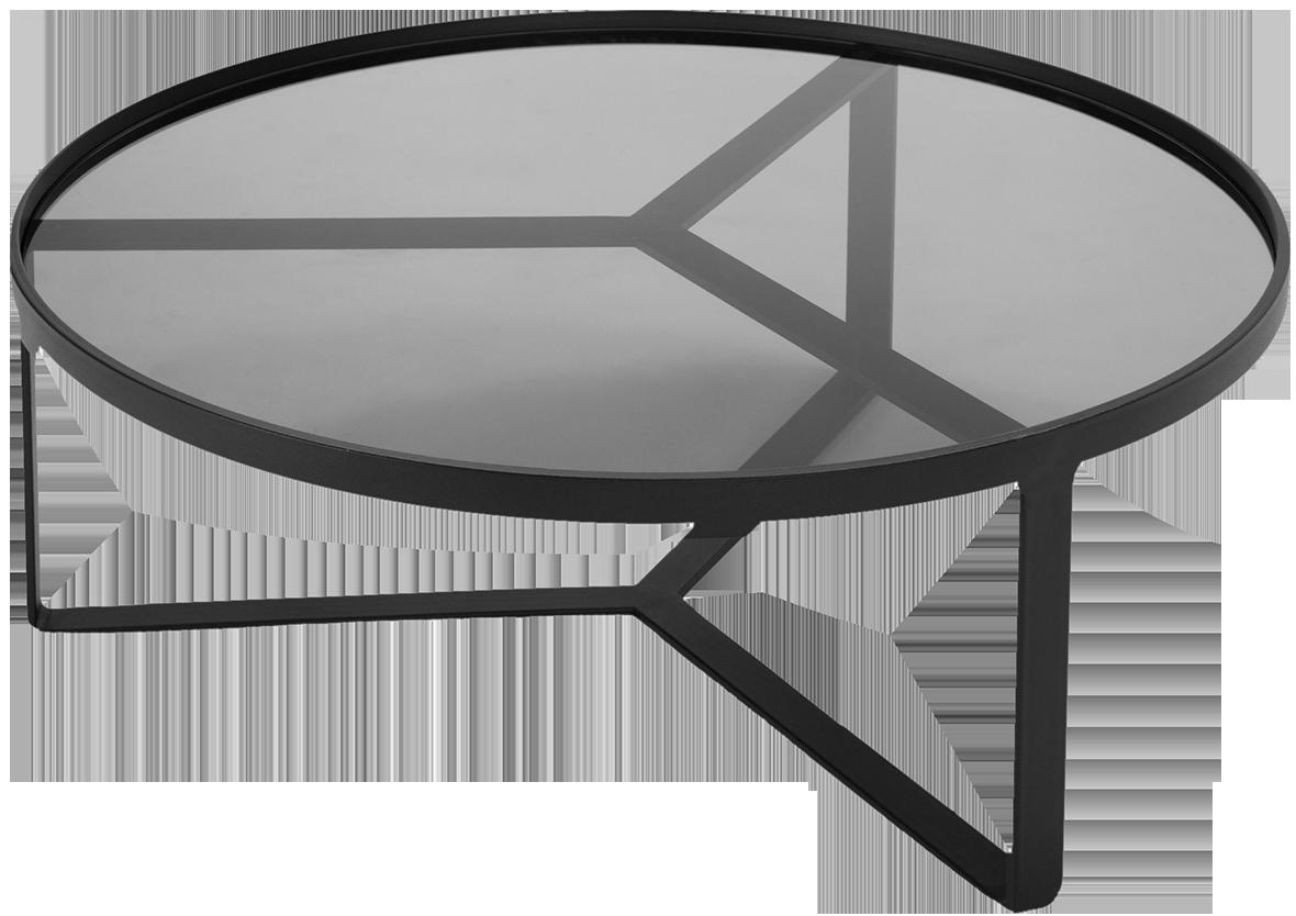 Table basse aula noir