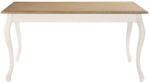 Table à manger léontine en bois