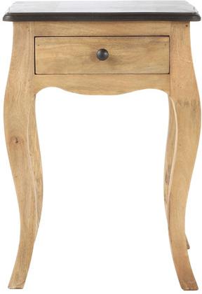 Table De Chevet Classique table de chevet montaigne | mydecolab