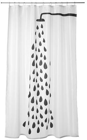 Tvingen - rideau de douche